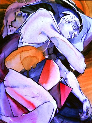 [Sleeping Couple]