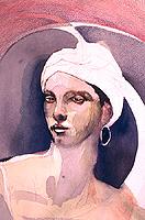 [White Turban]