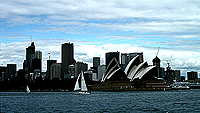 [View of Sydney from Cremorne Point]