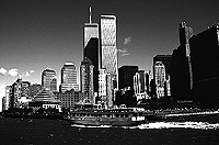 [Waterways Ferryboat and World Trade Center]