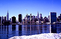 [East River View from 34th Street to 42nd Street]