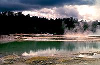 [Waiotapu Mudpots, Rotorua]