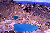 [View from Tongariro Transverse Trek]