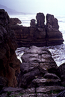 [Pancake Rocks at Punakaiki]